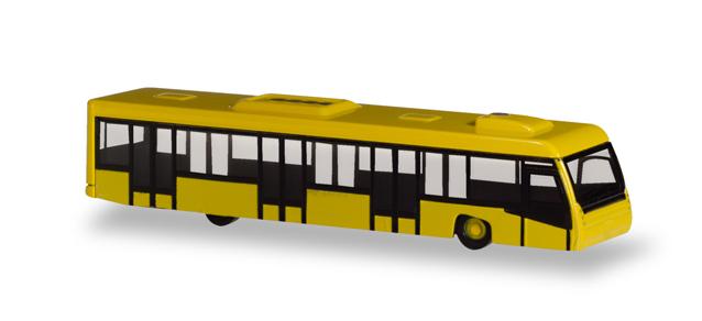 Herpa Wings Scenix - Airport Bus Set - set of 2 1:200