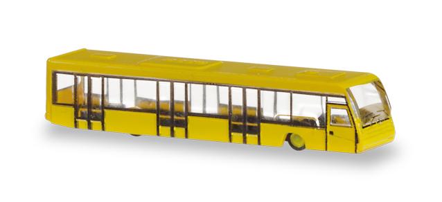 Herpa Wings Scenix - Airport Bus Set - set of 4 1:400