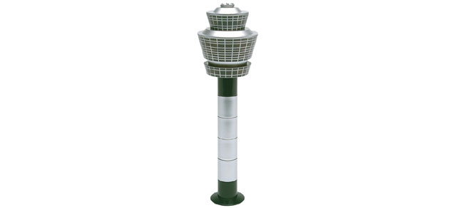 Herpa Wings Airport Accessories Airport Tower Set 1:500 機場配件:指揮塔