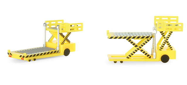 Airport accessories: container loader 2 pieces 1:500