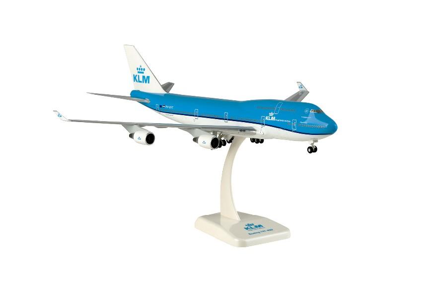 "Hogan Wings KLM Boeing 747-400 1:200 ""City of Tokyo"" Registration PH-BFT"