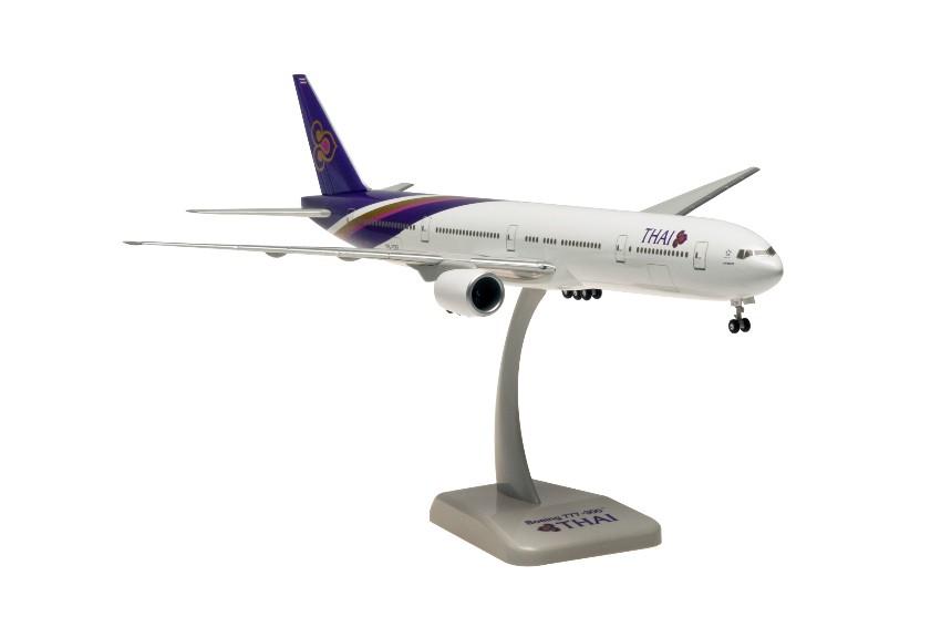 Hogan Wings Thai Boeing 777-300 1:200 Registration HS-TKF
