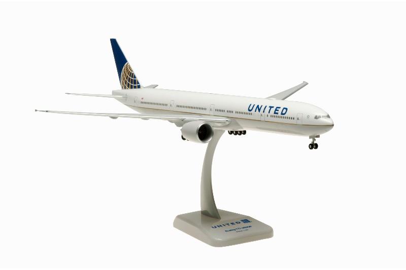 Hogan Wings United Airlines Boeing 777-300ER 1:200