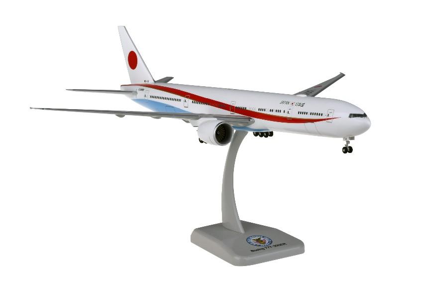 Hogan Wings Japan Self Defense Boeing 777-300ER 1:200