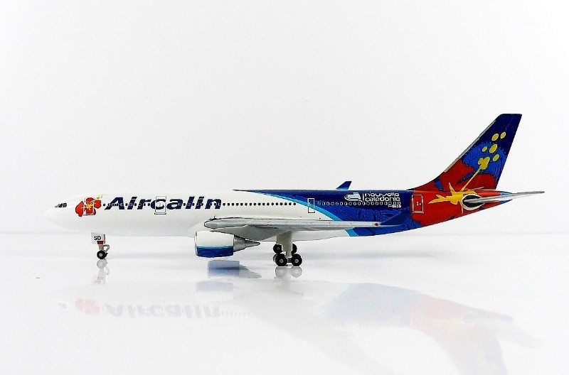 SKY500 Aircalin Airbus A330-200 1:500 Registration F-OHSD
