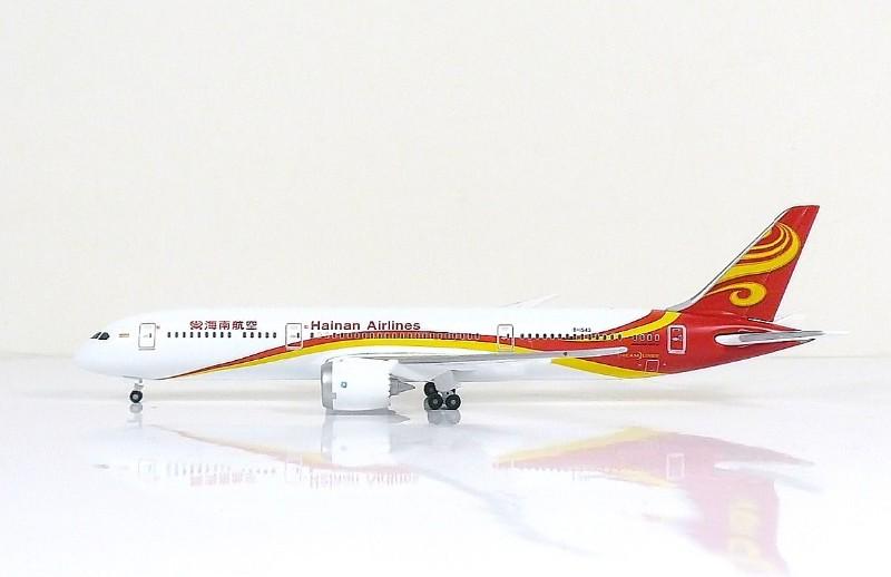 SKY500 Hainan Airlines Boeing 787-9 Dreamliner 1:500 Registration B-1543