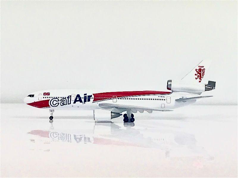 SKY500 Cal Air International DC-10-10 1:500 Registration G-GCAL