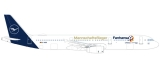 Herpa Wings Lufthansa Airbus A321 1:500