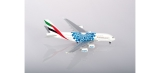 Herpa Wings Emirates Airbus A380 - Expo 2020 Dubai