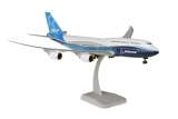 Hogan Wings Boeing 747-8 1:200 Blue New Livery 2019