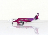 SKY500 Peach Aviation A320-200 1:500 Girls Award Rune Registration JA809P 桃子航空